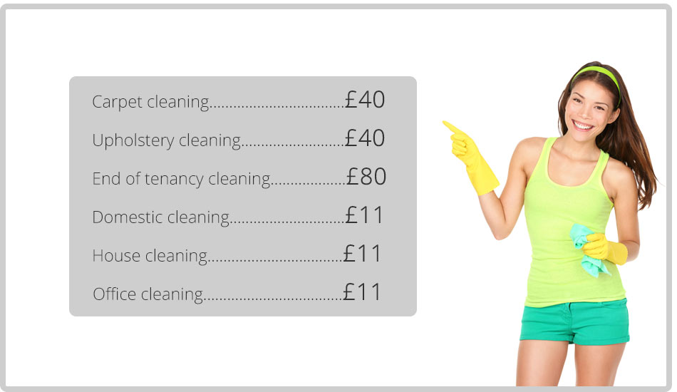 Great Deals on Domestic Cleaning Services in SW19